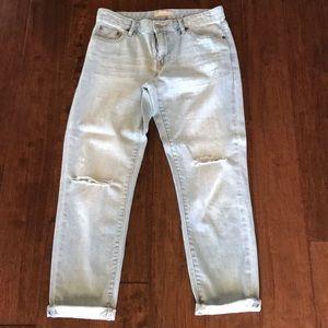 Uniqlo Slim Boyfriend Jeans